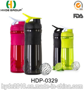 1000ml Neon Color BPA Free Plastic Protein Shaker Bottle pictures & photos