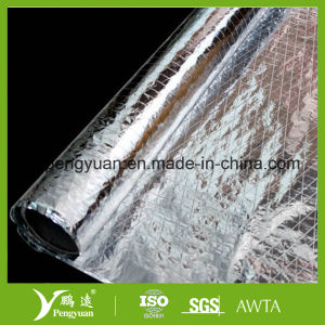 Double Sided Aluminium Foil Scrim Kraft Thermal Insulation pictures & photos