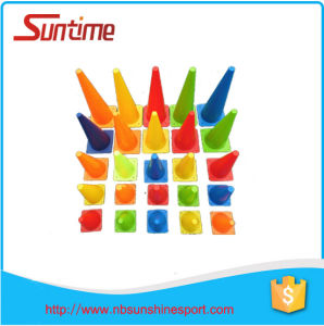 Promotional Sport Training Traffic Cones Soccer Cone, Training Cone, Soccer Cone, Marker Cone, Soccer Marker Cone
