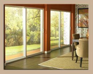 Good Quality Interior/Patio Aluminum Sliding Glass Doors