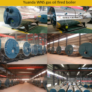Gas and Oil Fired Steam Boilers pictures & photos