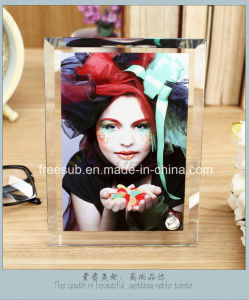Freesub Heat Transfer Printing Glass Picture Frame (BL-02) pictures & photos
