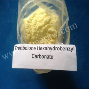 High Purity Bodybuilding Steroid Powder Trenbolone Hexahydrobenzyl Carbonate Dosage pictures & photos