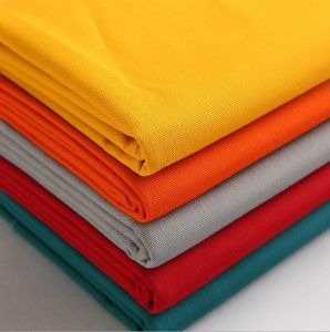 280G/M2 Yarn: 10sx10s Flame Retardant Cotton Canvas pictures & photos