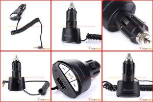 3.5mm Jack FM Transmitter, FM Transmitter RDS Bluetooth pictures & photos