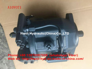 (A10VO71) Rexroth Mini Diesel Hydraulic Piston Pump for Komatsu Excavator