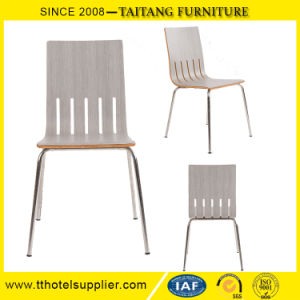 Polywood Dining Chair with Stainless Steel Legs pictures & photos
