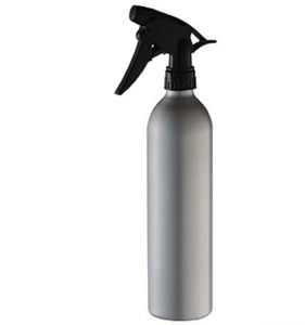 250ml Aluminum Bottle with Black Trigger Sprayer pictures & photos