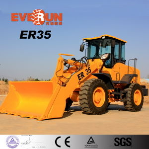 Everun 3 Ton Construction Machine Wheel Loader pictures & photos