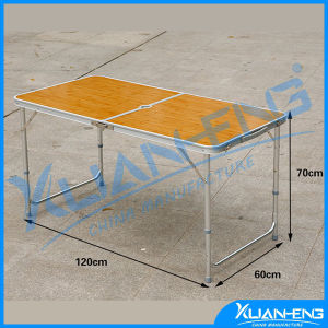 Outdoor Camping Portable Aluminum Folding Table pictures & photos