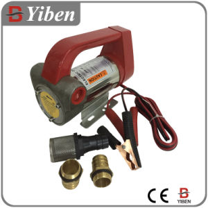 12V/24V DC Fuel Transfer Pump with Stainless Steel (YB40SS)