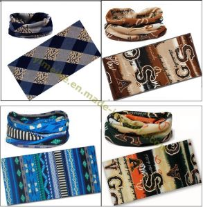 Hot-Selling Multifunctional Acrylic Sports Handkerchief pictures & photos