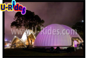 Illuminating LED Dome Tent for Party pictures & photos