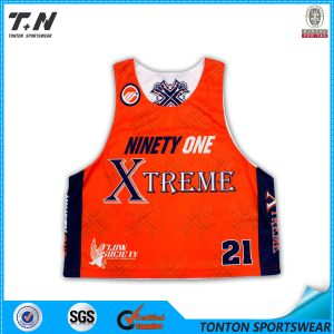 Wholesale Cheap Custom Sublimation Lacrosse Jerseys pictures & photos