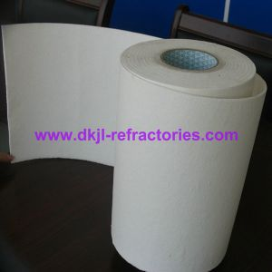 1260 Alumina Silicate Heat Insulation Thermal Ceramic Wool Paper pictures & photos