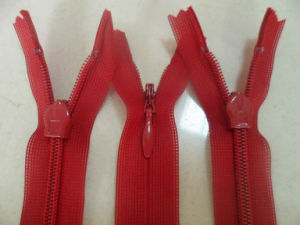 Lave Invisible Zipper Cluse-End with Good Price pictures & photos