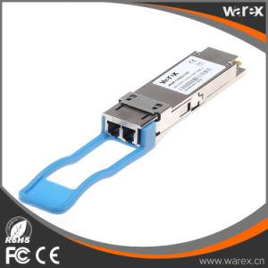 Compatible 40G QSFP Transceiver Module 1310nm 10km SMF pictures & photos