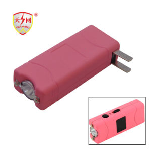 2017 Fashion Miniature Amazing Electric LED Stun Guns with Shock (TW-801) pictures & photos