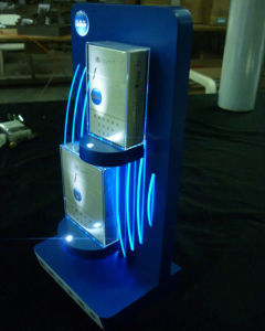 LED Ilumilated Acrylic Cigarette Display Stand Tobacco Display for Sale pictures & photos