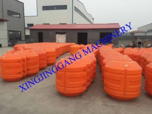 PE Pipe Floater Yellow pictures & photos