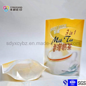Laminated Stand up Ziplock Bag for Milk Tea Powder pictures & photos