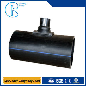 HDPE Pipe Fitting (Butt weld Tee saddle) pictures & photos