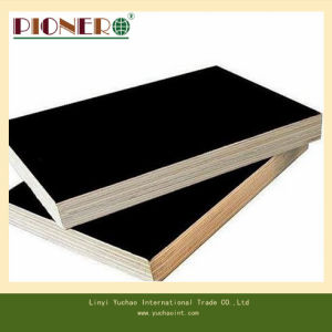 18mm Combi Core Melamine Glue Film Faced Plywood pictures & photos