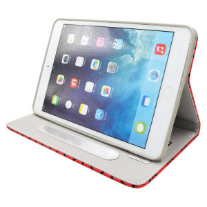 PU Leather Cases with Sleep Function for iPad/iPad Mini pictures & photos