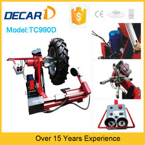 Pneumatic Truck Tire Changer Machine for Sale pictures & photos