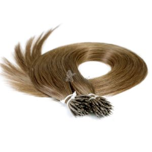Best Quality Nano Ring Human Hair Keratin Hair Extension pictures & photos