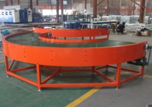 180 Degree Curve Belt Conveyor pictures & photos