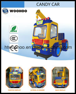 Candy Car Kiddie Ride Swing Ride Crane Claw Game Machine