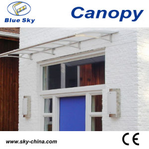 Aluminum and Polycarbonate Door Canopy pictures & photos