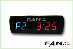 [Ganxin] 3 Inch LED Display Fitness Sports Digital LED Alarm Clock pictures & photos