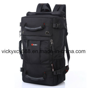 Double Shoulder Leisure Outdoor Travel Big Capacity Backpack Bag (CY3307) pictures & photos