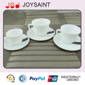 Stoneware China Coffee Cups and Saucers pictures & photos