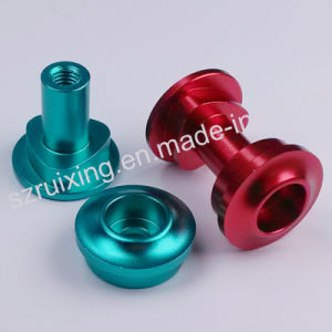 China Machining Part of Bicycle Accessories (made from 7075 Aluminum)