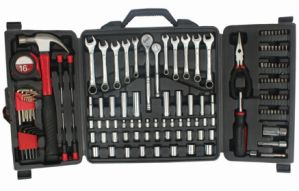 142PCS Mechanical Tools Names, Automotive Hand Tool Function, Kraftmate Tools Set pictures & photos