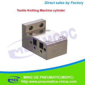 Knitting Machine Parts Pneumatic Cylinder for Socks Knitting Machine (TQD-4)