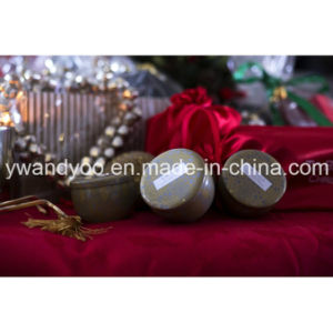 @Christmas Seriess Gift Set Ambiant Organic Soy Wax Natural Scented Tin Candle pictures & photos
