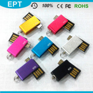 Factory Full Capacity OTG USB Flash Drive for Smart Phone pictures & photos