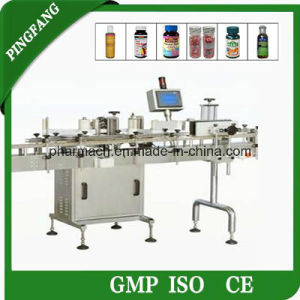 Round Bottle High Speed Self-Adhesive Automatic Labeling Machine pictures & photos