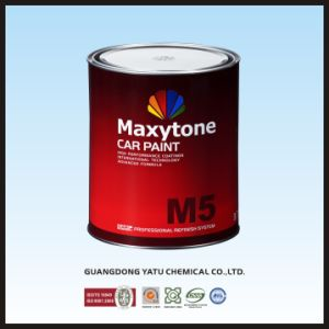 Maxytone 2k Primer Surfacer for Auto Refinish with Increase Gloss and Build of Topcoat pictures & photos