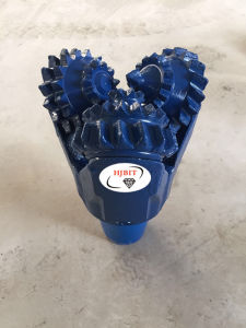 4 3/4 Inch Steel Tooth 217 Tricone Rock Drilling Bit pictures & photos