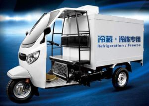 Best Ice Cream Refrigerated Tricycle pictures & photos