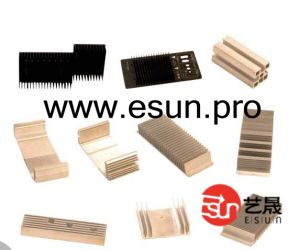 Aluminum Extrusion Enclosure with Heatsink Fins (EP130)