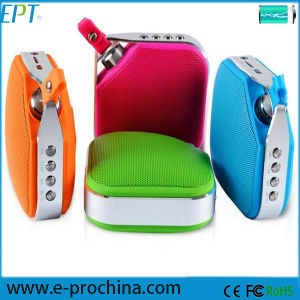 Portable TF Card Wireless Bluetooth Speaker for Promotion (EB-S08) pictures & photos