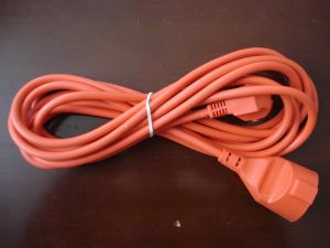 Factory Price European Type Power Cord Extension Cord pictures & photos