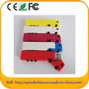 Customize Logo Truck Shape Flash Memory USB Flash Drive (ET205) pictures & photos