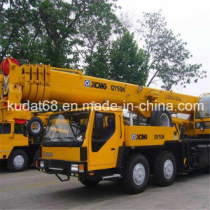 50tons Truck Crane (QY50K) pictures & photos